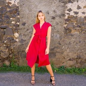 la robe tél qu'elle soit, est un véritable indémodable. Que vous soyez pulpeuse, mince, grande, petite, vous pouvez toutes porter la robe avec tout autant de féminité. #fashion #mode #tendance #femme #reunionisland